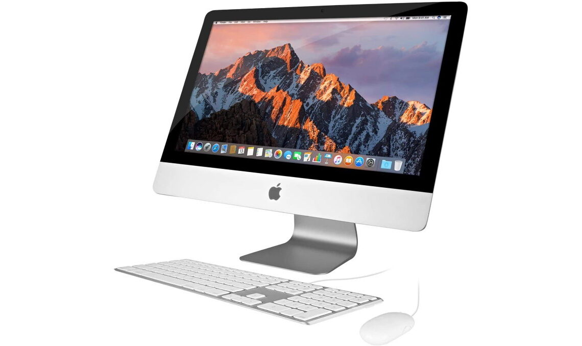 iMac Desktop Mac