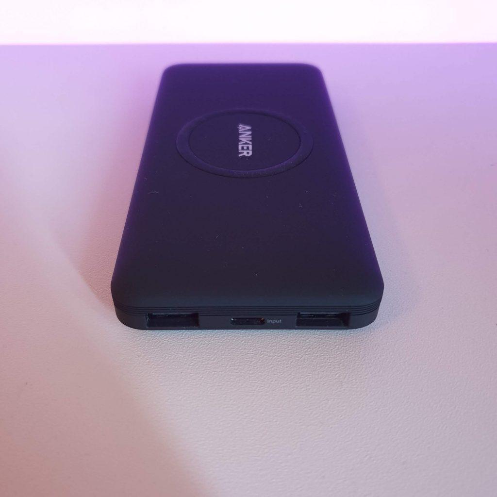Anker Powerbank Wireless PowerCore port usb