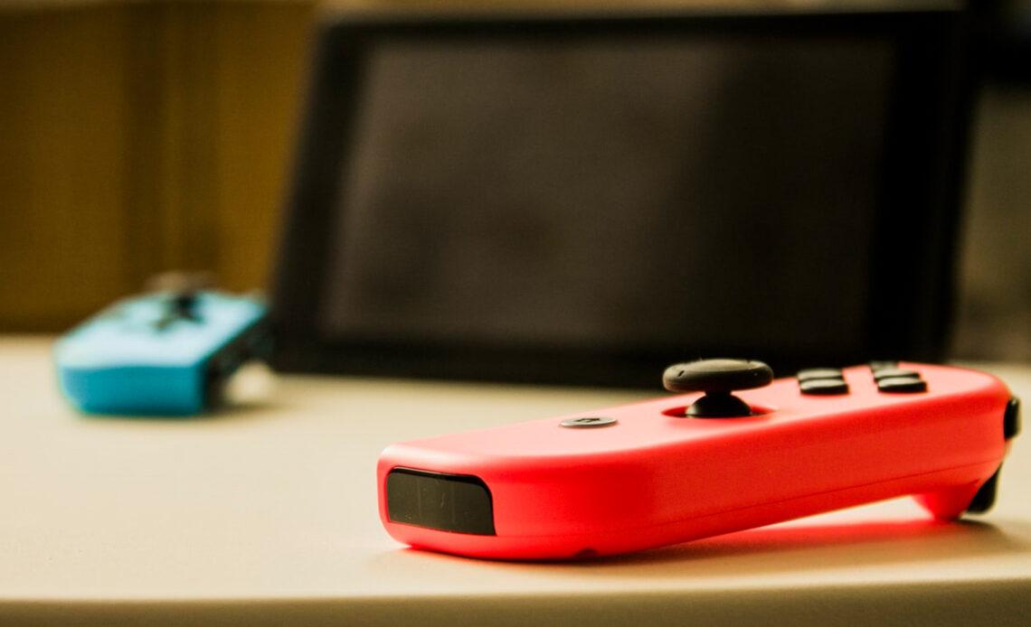 Un controller Nintendo collegabile a un Mac