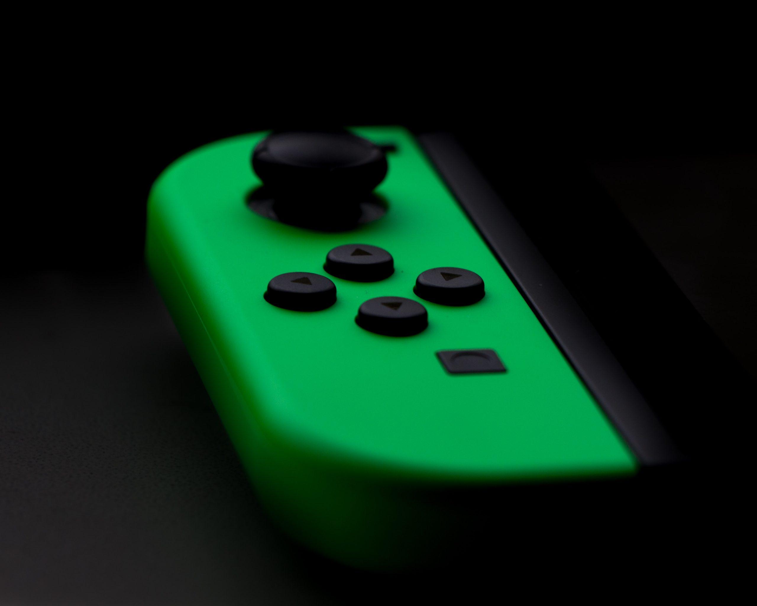 Il controller di Nintendo Switch