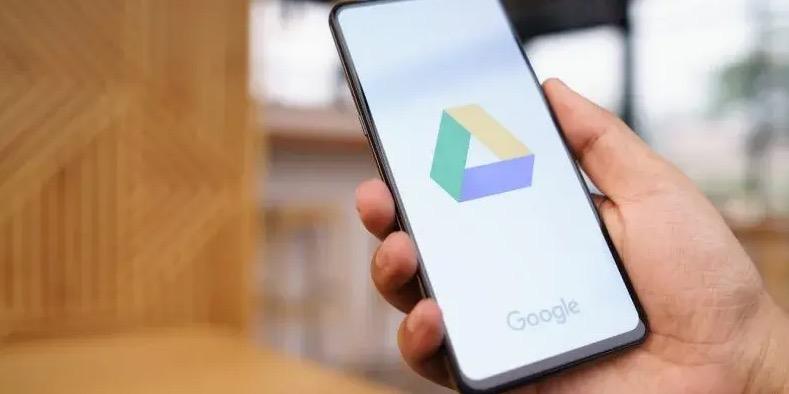 app Google Drive su iOS