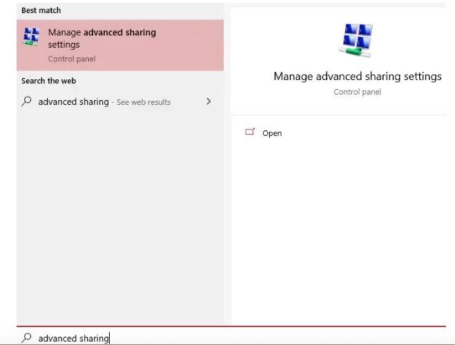 condividere file tra Android e Windows 10