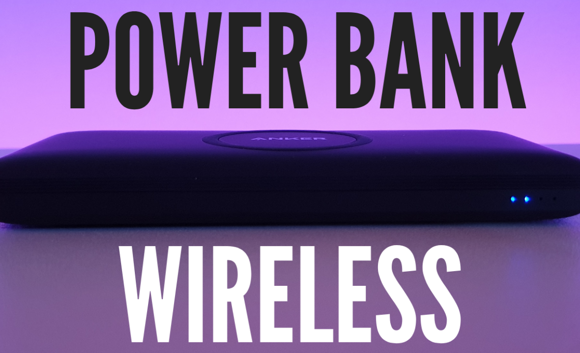 power bank wireless anker