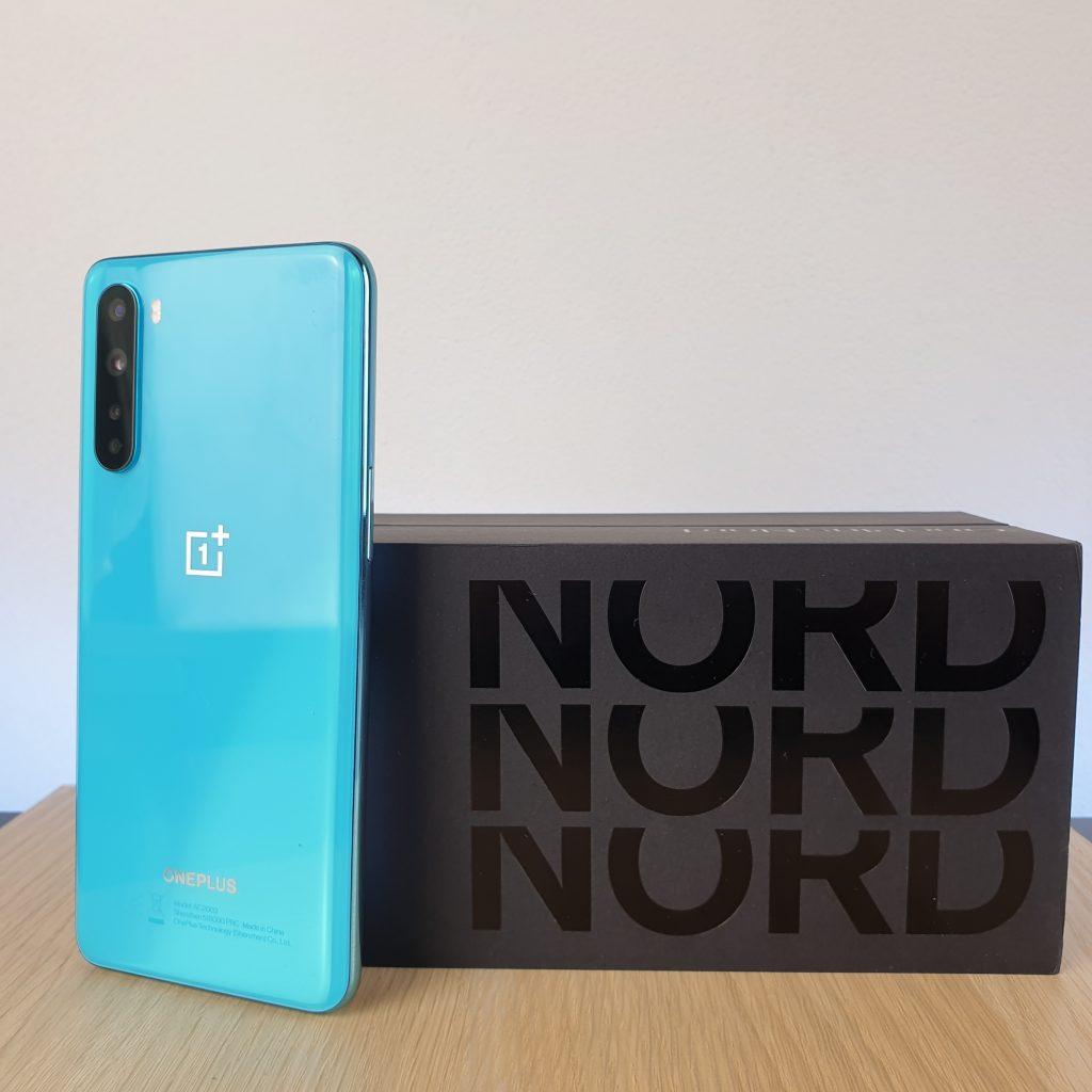 Recensione OnePlus Nord - confezione