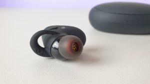 Soundcore Liberty 2 Pro dettaglio della parte in ear
