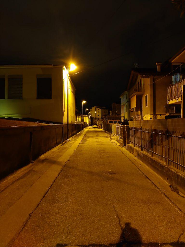 scatti oneplus nord - modalità notte 2