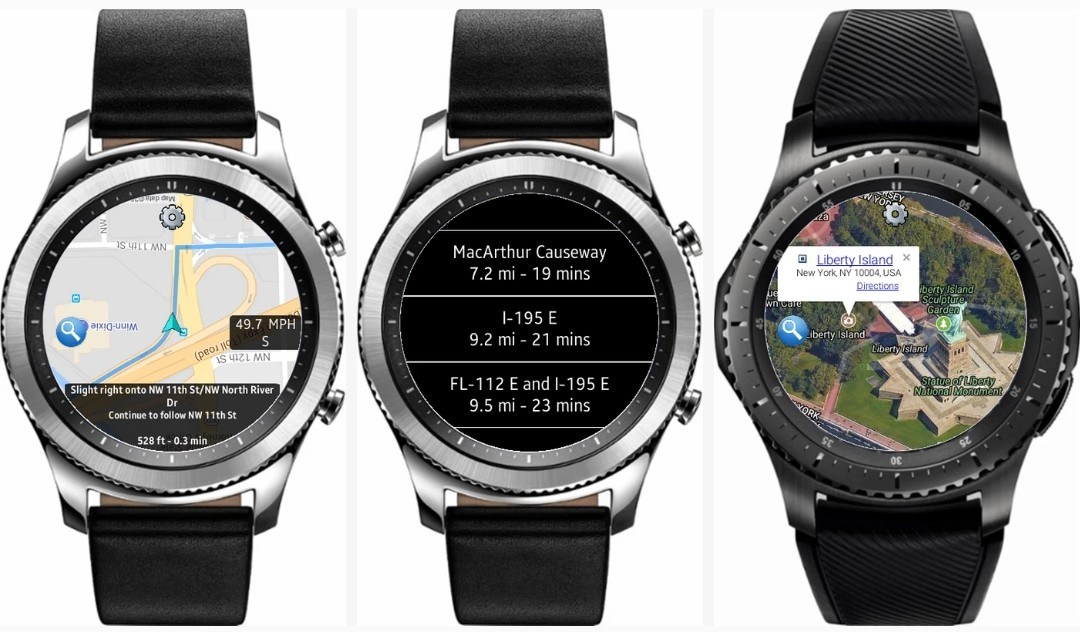 Come usare Google Maps su Samsung Galaxy Watch