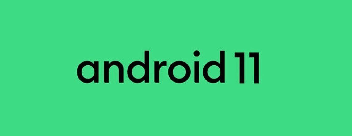 android 11 novità