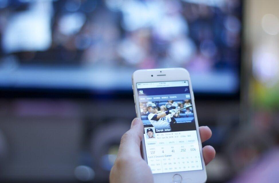 connessione Android e iPhone alla TV