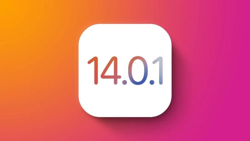 apple ios 14.0.1