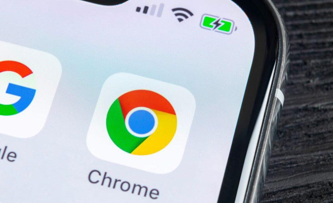 google chrome ios 14