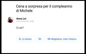trucchi Gmail