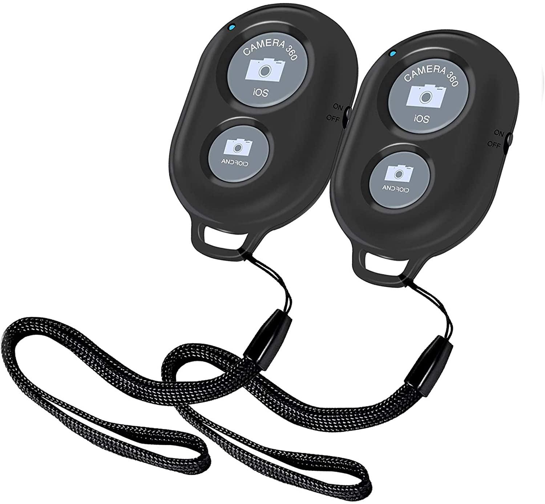 Gli accessori per smartphone con cui scattare foto: Telecomando Bluetooth
