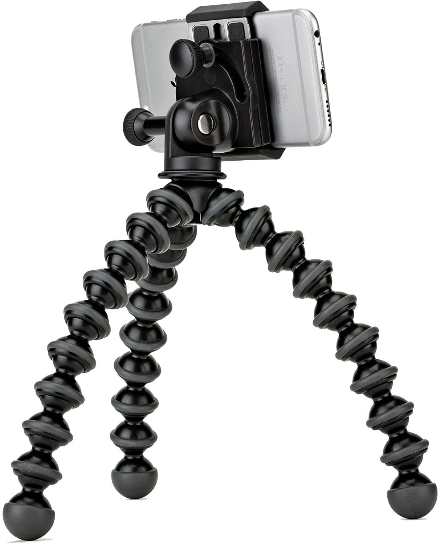 La foto di un gorillapod