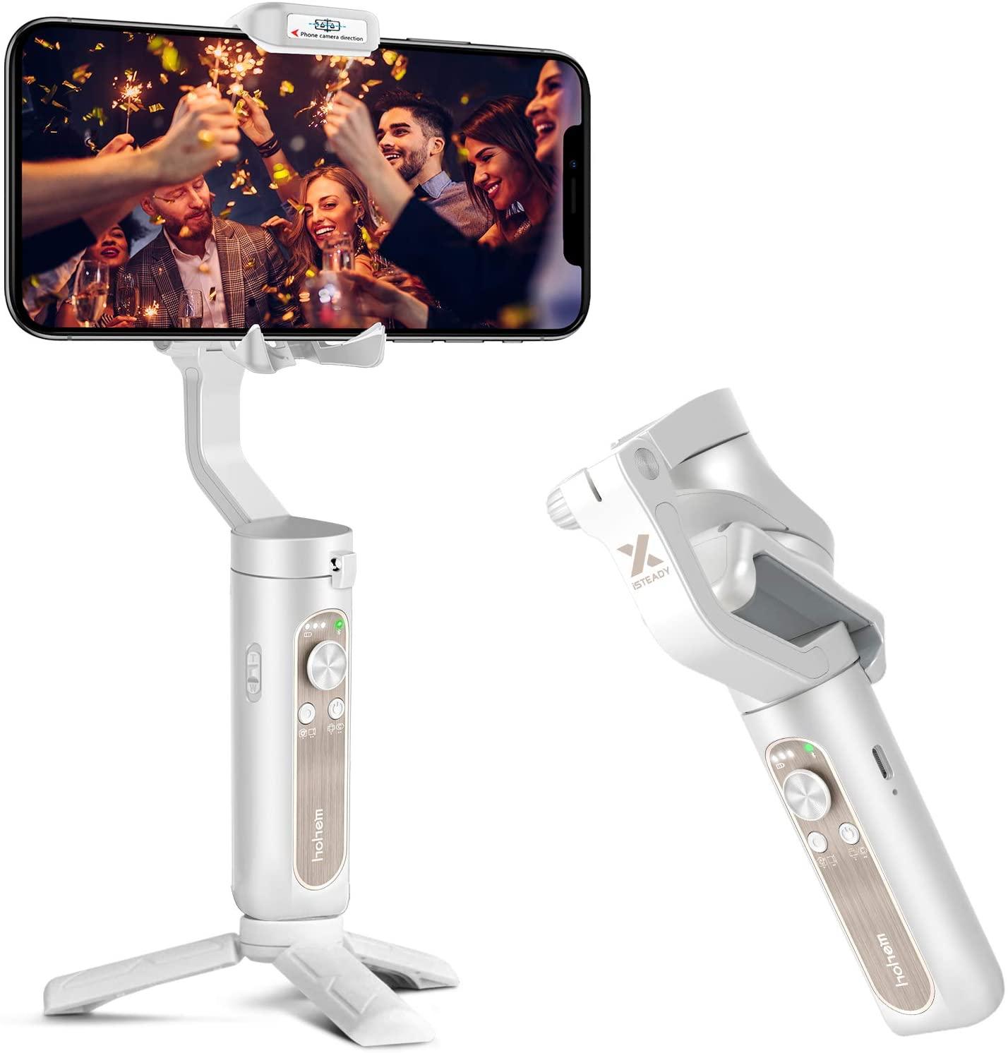 Uno stabilizzatore per smartphone