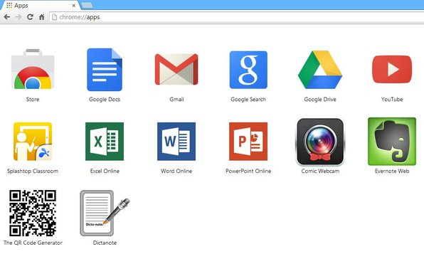 App di Google su Chrome