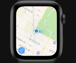 Indicazioni stradali apple watch