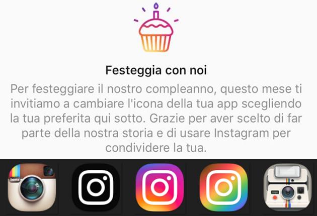 Come cambiare l'icona dell'app Instagram su iPhone