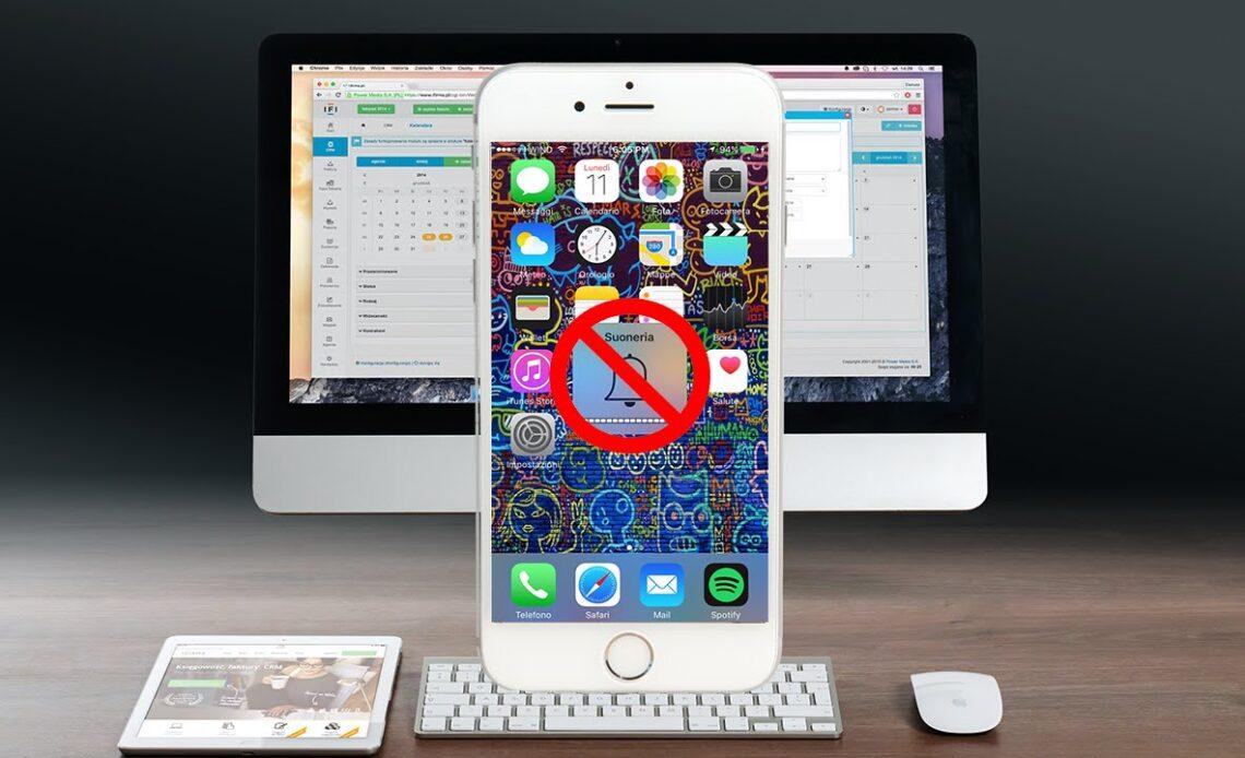 Come disattivare completamente tutte le vibrazioni sul tuo iPhone
