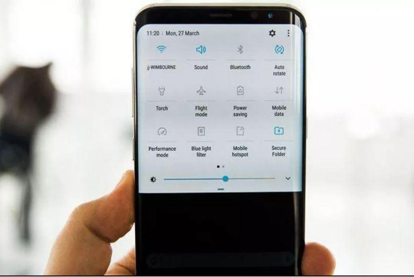 Come ottenere su Samsung Galaxy il pannello del volume di serie di Android 10