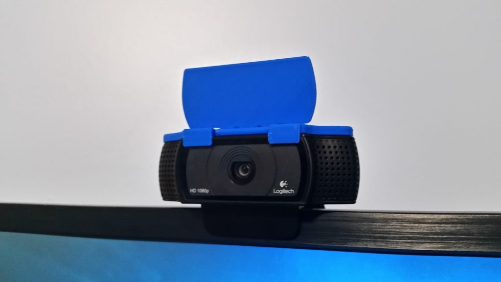 Logitech C920 cover webcam