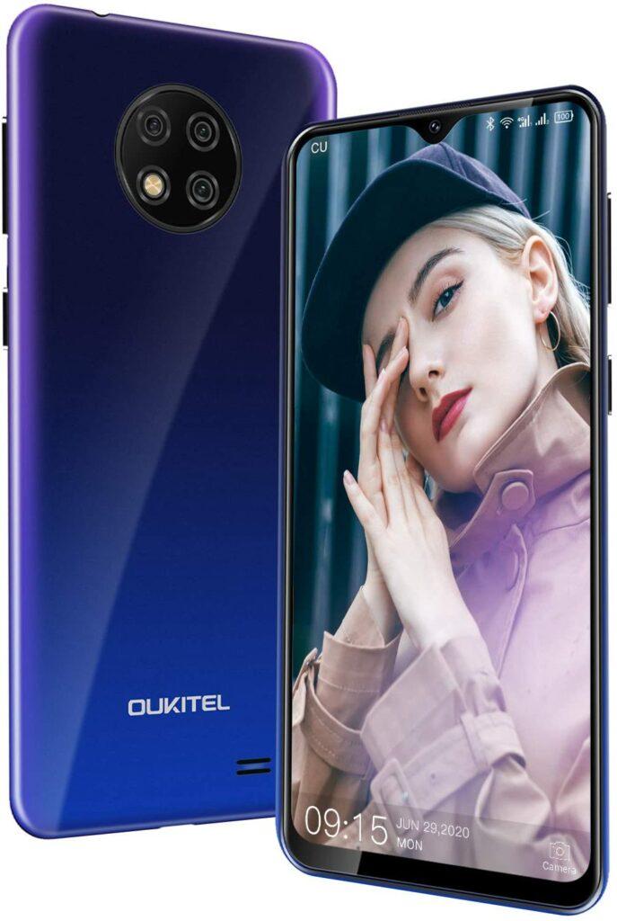 OUKITEL C19 - smartphone più venduti in italia
