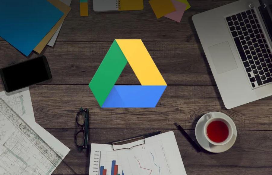 Risolvere problema caricamento su Google Drive
