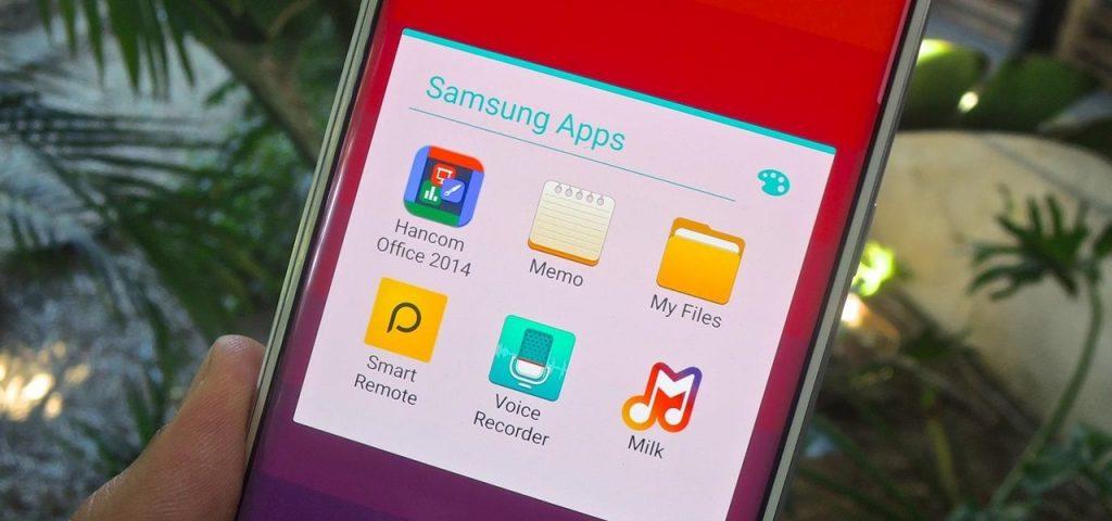 Samsung Galaxy S disabilitare app