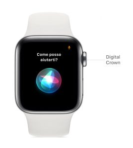 Siri sull'Apple Watch Siri sull'Apple Watch