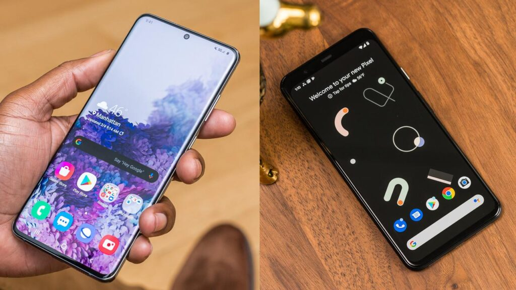Trasforma il tuo smartphone Samsung Android in un Google Pixel