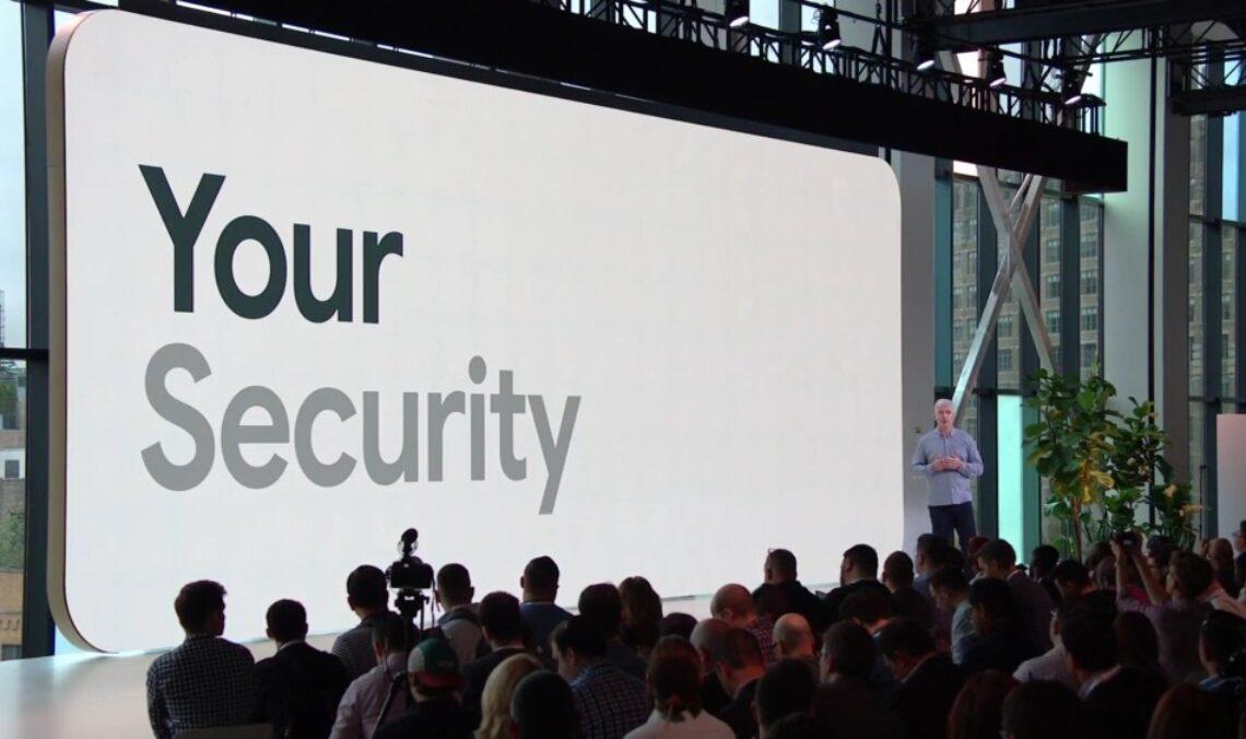 app android google sicurezza