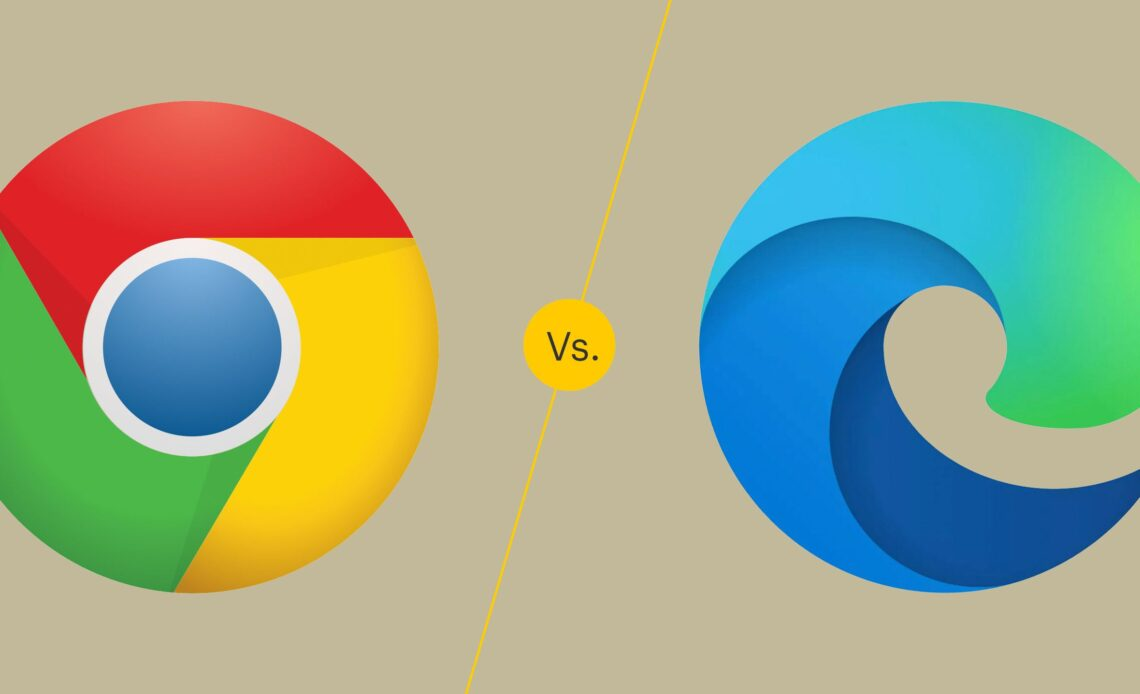 differenze Chrome vs edge