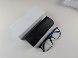 confezione occhiali Nowave anti luce blu