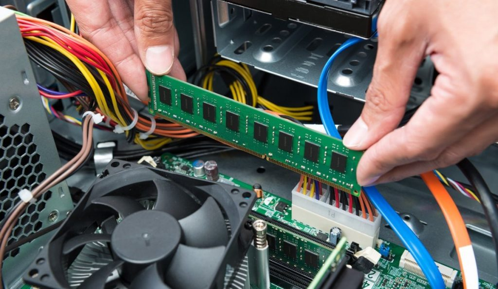 controllare la RAM