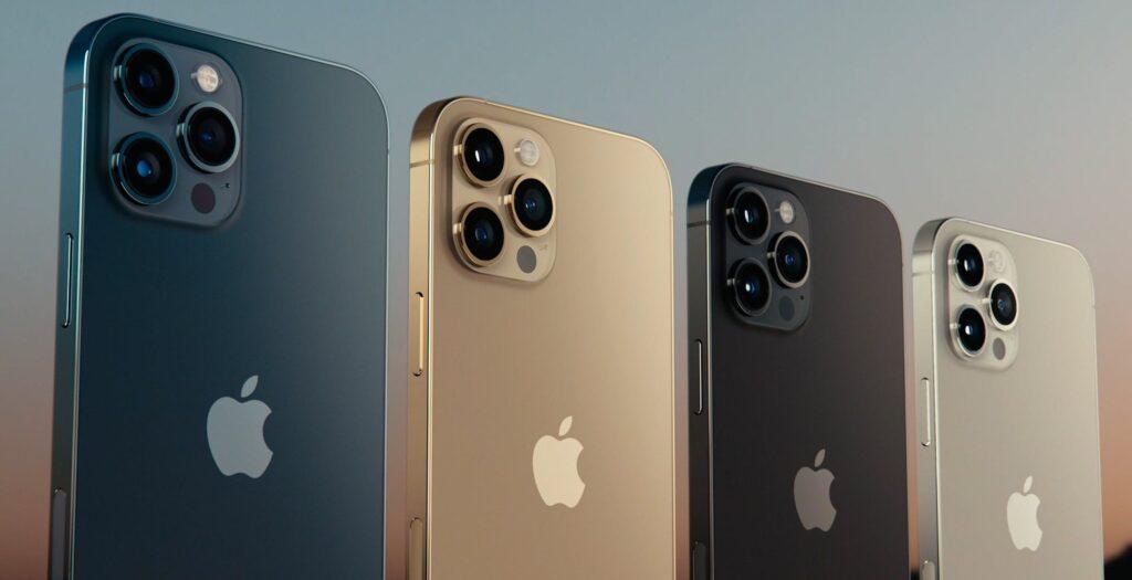 iphone 12 apple A14 bionic 5G