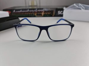 occhiali Nowave anti luce blu - fronte