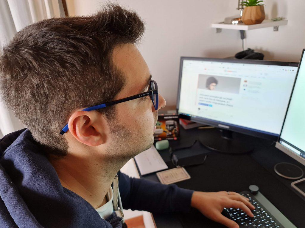 occhiali Nowave - esperienza