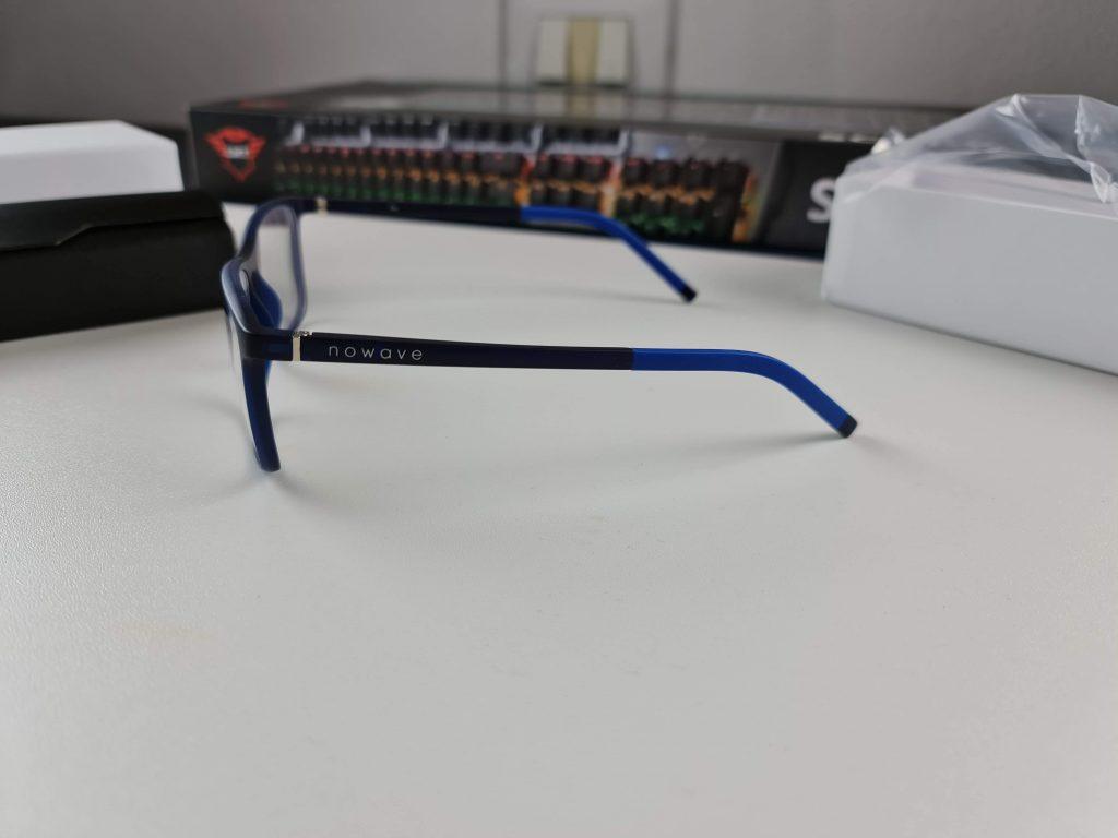 occhiali Nowave - lato