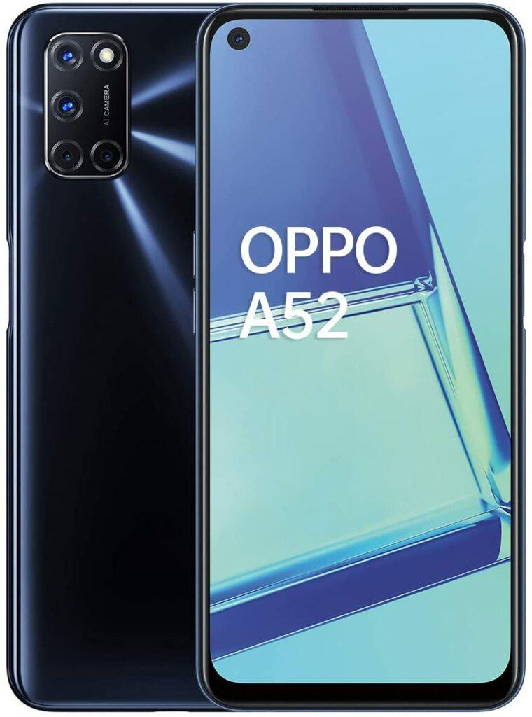 oppo a52 - smartphone più venduti in italia