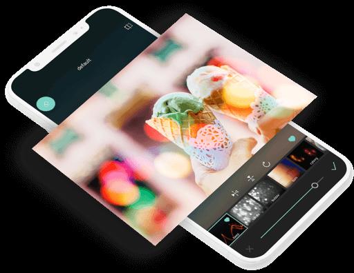 Pixlr in uno smartphone