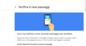 Google Authenticator su un PC Windows