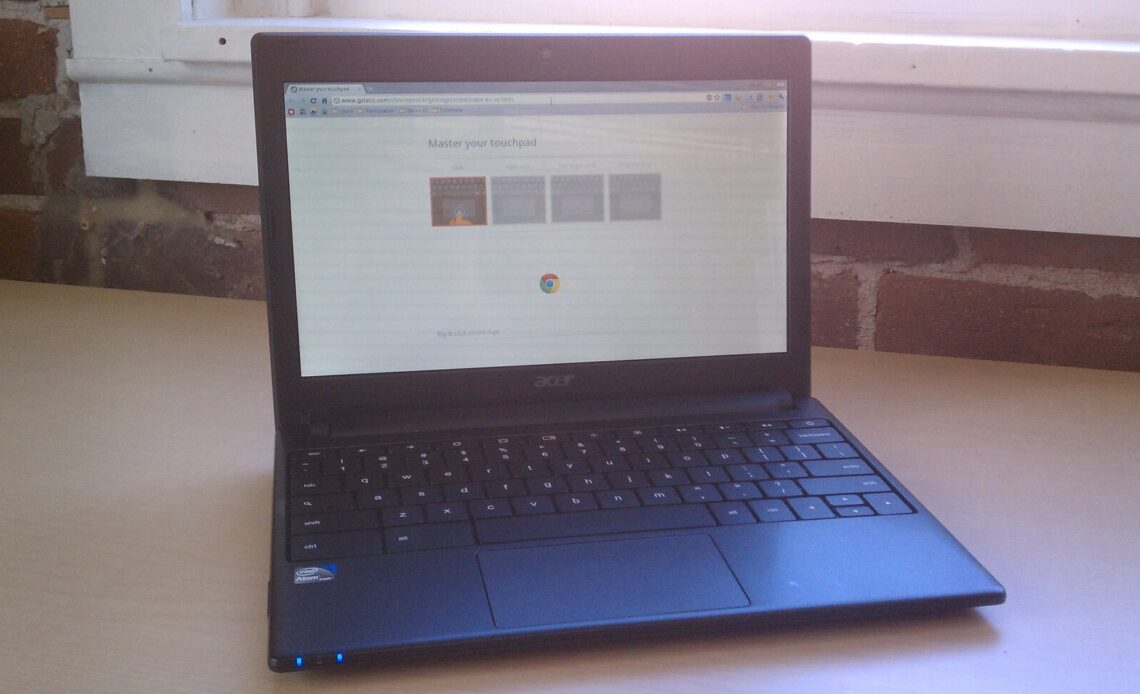 Chromebook economico