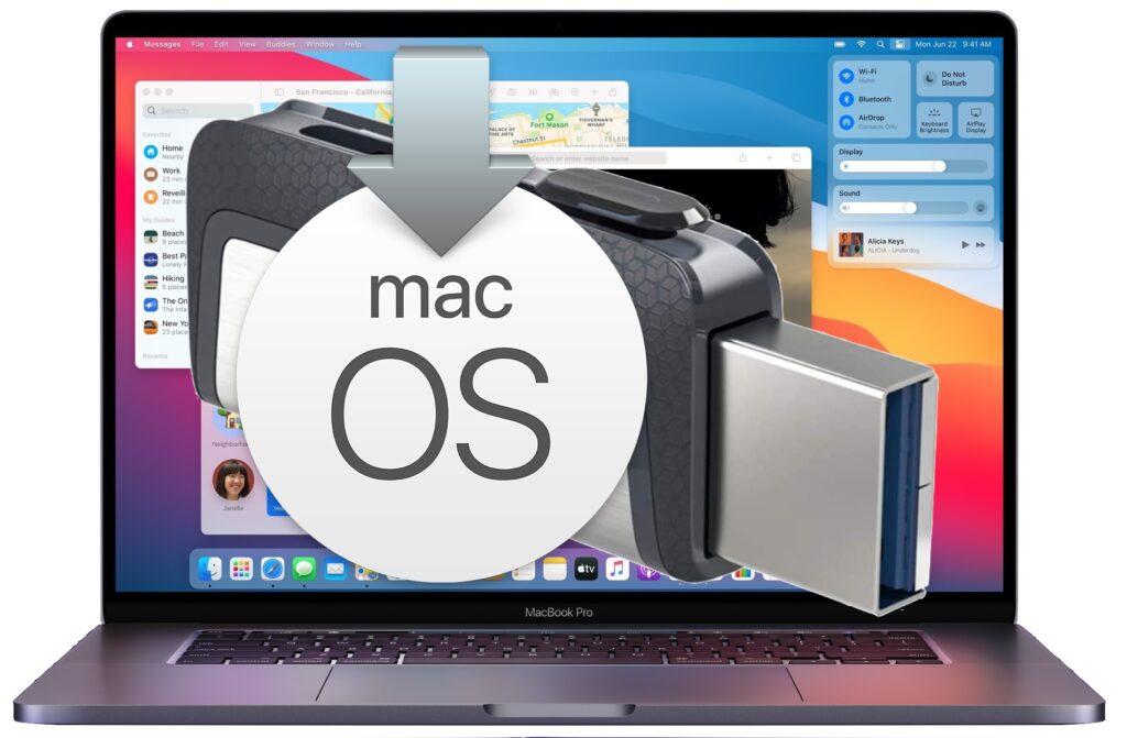 Come creare un'unità di installazione di macOS Big Sur avviabile1