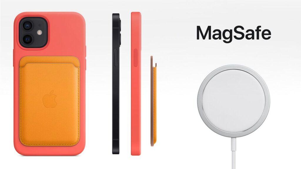 Portafoglio in pelle Apple con MagSafe