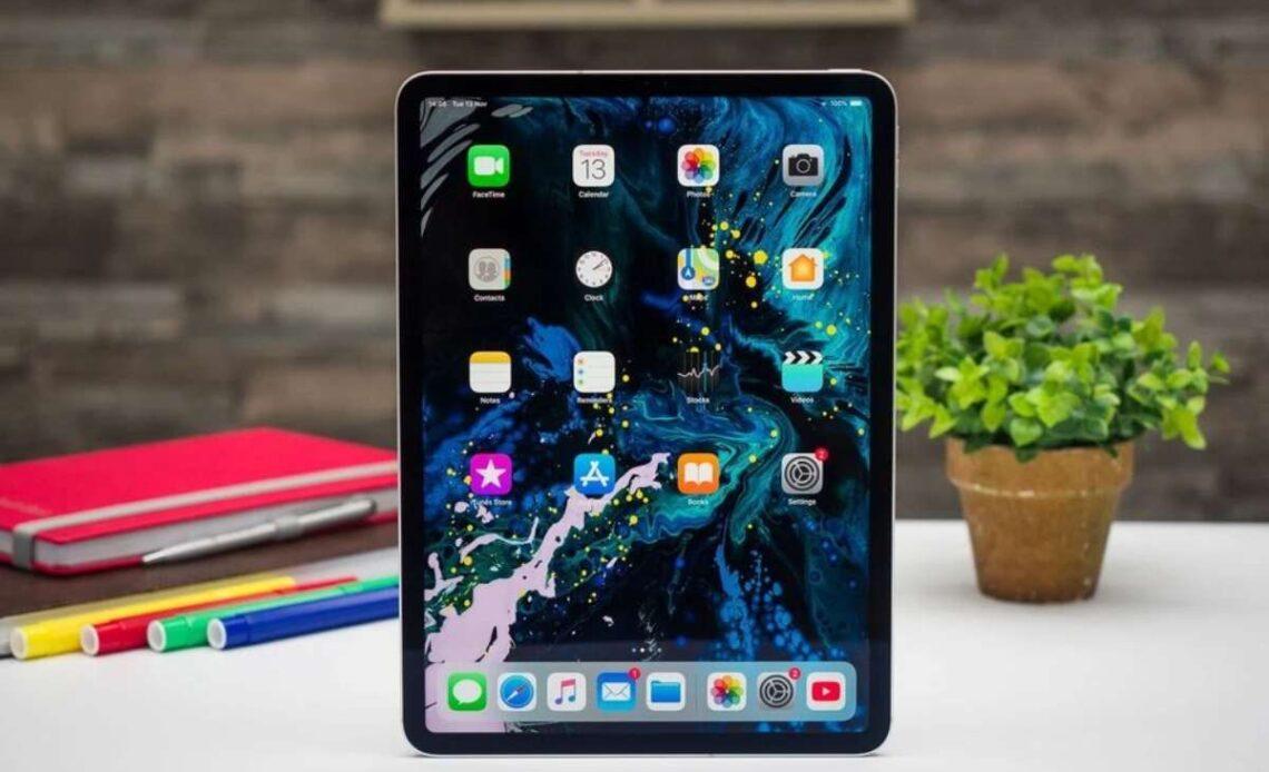 apple ipad pro LG display
