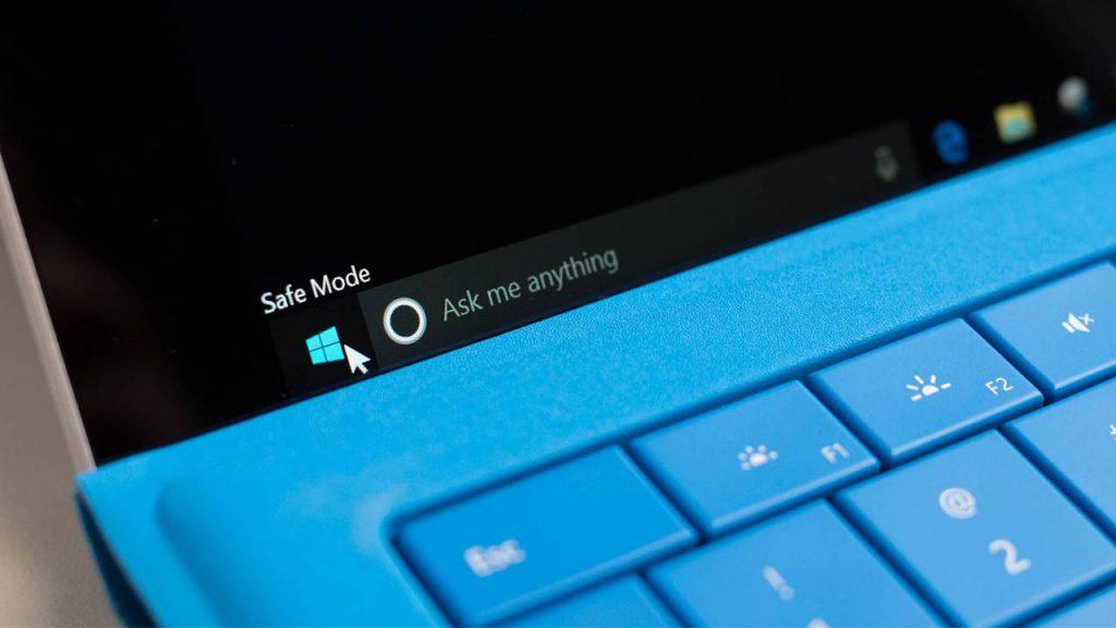 запустить безопасный режим Windows 10