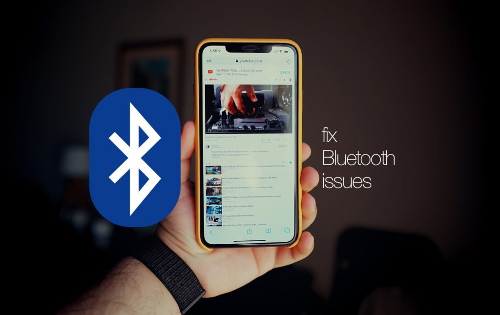 ios 14 bluetooth problemi