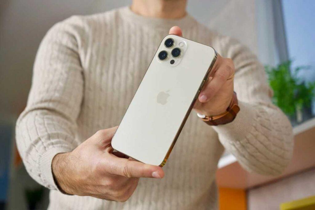 iphone 12 pro max batteria