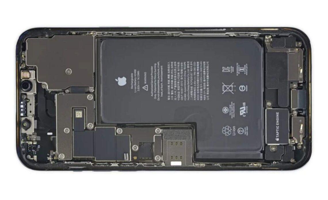 iphone 12 pro max riparabilità