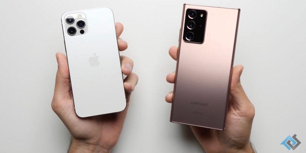 iphone 12 velocità